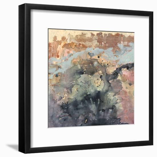 Coulee I--Framed Art Print