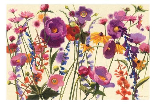 Couleur Printemps I-Shirley Novak-Premium Giclee Print