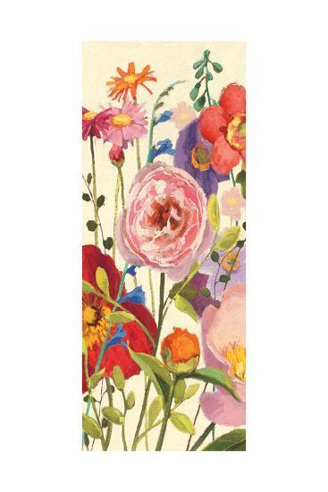 Couleur Printemps II Panel I-Shirley Novak-Art Print
