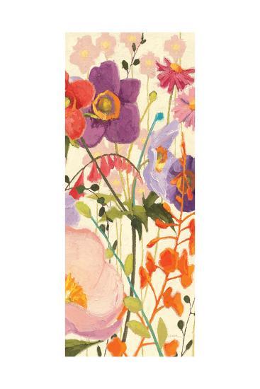 Couleur Printemps II Panel II-Shirley Novak-Art Print