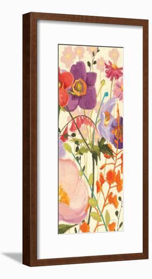 Couleur Printemps II Panel II-Shirley Novak-Framed Art Print