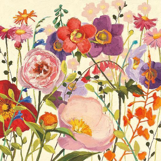 Couleur Printemps II-Shirley Novak-Art Print