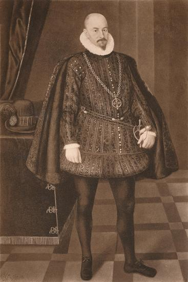 'Count Gondomar', c16th century (1904)-Unknown-Giclee Print