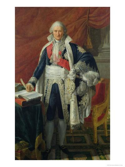 Count Jean-Etienne-Marie Portalis (1746-1807) 1806-Pierre Gautherot-Giclee Print