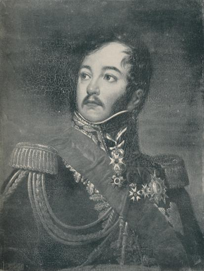 'Count Jean Rapp', c1800, (c1835), (1896)-Unknown-Giclee Print
