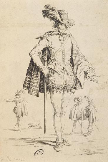Count of Almaviva from Marriage of Figaro by Pierre-Augustin Caron De Beaumarchais--Giclee Print