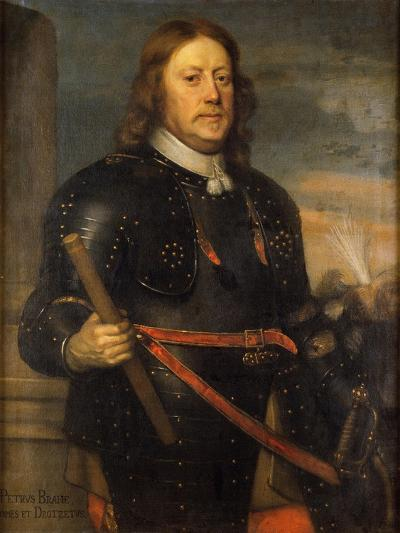 Count Per Brahe the Younger, c.1650-David Beck-Giclee Print