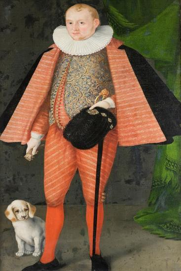 Count Svante Mauritzson Sture, c.1600-Unknown Artist-Giclee Print
