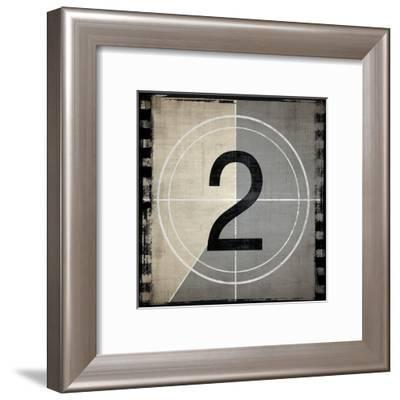 Countdown II-Tom Frazier-Framed Giclee Print