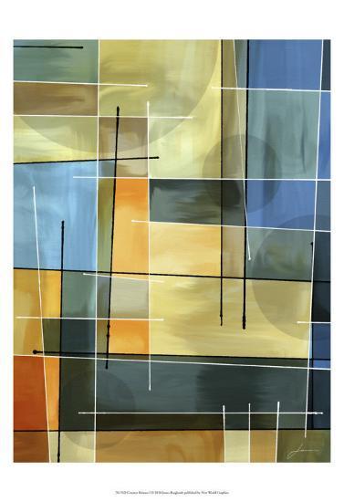 Counter Balance I-James Burghardt-Art Print