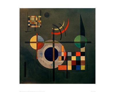 Counterweights, 1926-Wassily Kandinsky-Giclee Print