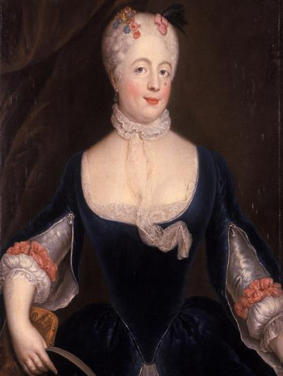 Countess Doenhoff--Giclee Print