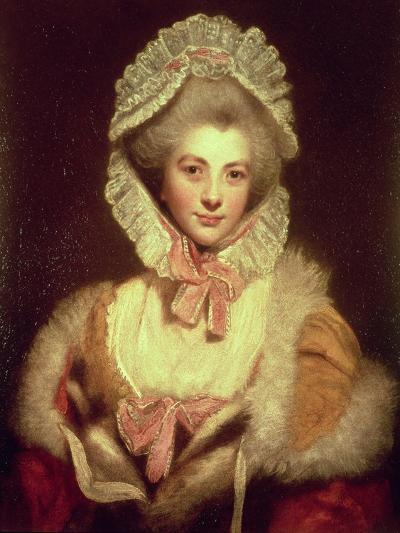 Countess Lavinia Spencer (1762-1831) 1781-2-Sir Joshua Reynolds-Giclee Print