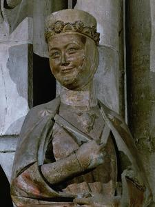 Countess Reglindis, Donor Figure from the West Choir