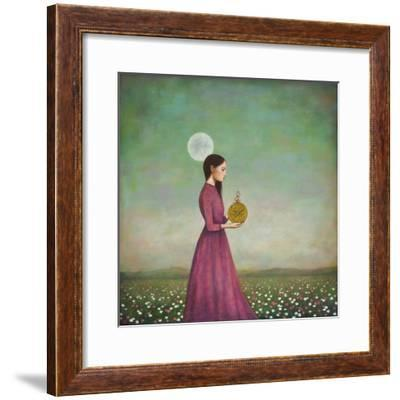Counting on the Cosmos-Duy Huynh-Framed Art Print