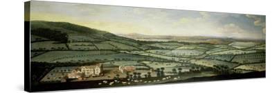 Country around Dixton Manor, c.1715