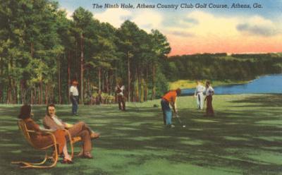 Country Club, Athens, Georgia