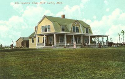 Country Club, Bay City, Michigan