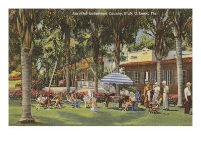 Country Club, Orlando, Florida--Art Print