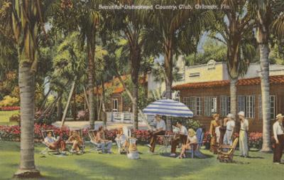 Country Club, Orlando, Florida