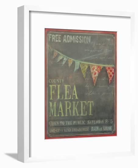 Country Flea Market-Mandy Lynne-Framed Art Print