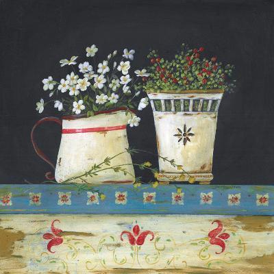 Country Floral-Jo Moulton-Art Print