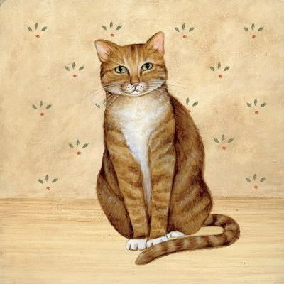 Country Kitty II-David Cater Brown-Art Print
