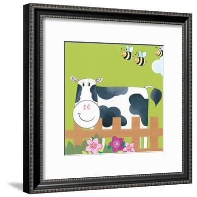 Country Life III-Patrizia Moro-Framed Art Print