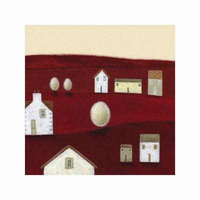 Country Living II-Lucy Barnard-Art Print