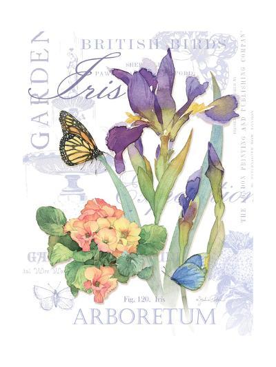 Country Manor I-Julie Paton-Art Print
