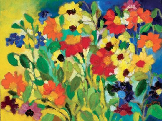 Country Meadow-Kim Parker-Giclee Print