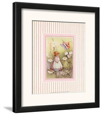 Country Mouse I-C Formby-Framed Art Print