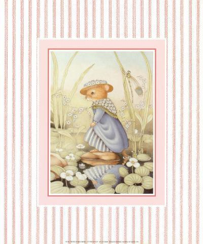 Country Mouse IV-C Formby-Art Print