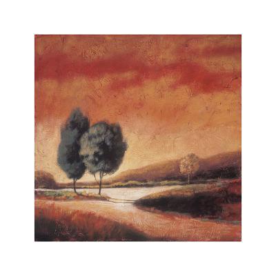 Country Road II-Kathryn Sherman-Giclee Print