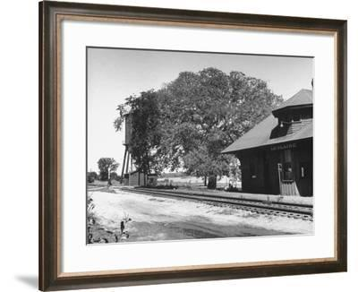Country Scene--Framed Photographic Print