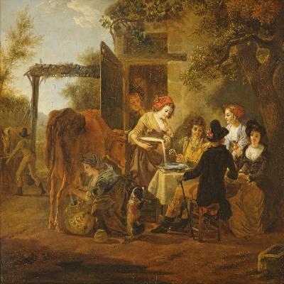 Country Snack-Jean Louis De Marne-Giclee Print
