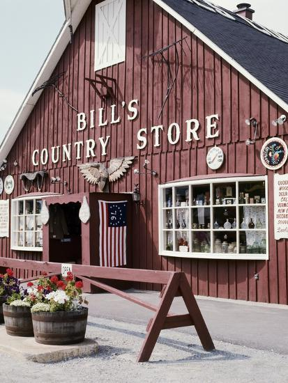 Country Store, Vermont, USA--Photographic Print