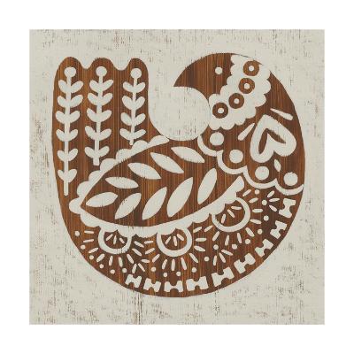 Country Woodcut II-Chariklia Zarris-Art Print