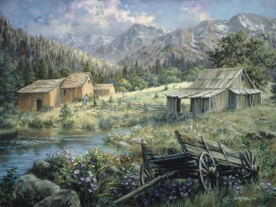 Country-Nicky Boehme-Giclee Print