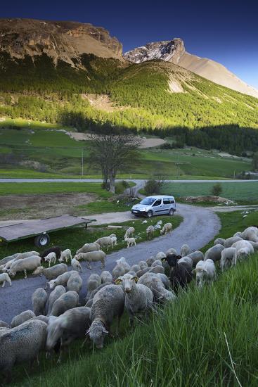 Countryside Near Gap, France-Keith Ladzinski-Photographic Print