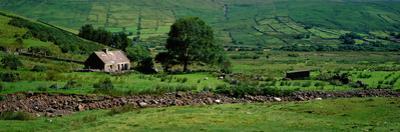 Countryside Scene Connemara County Galway Ireland