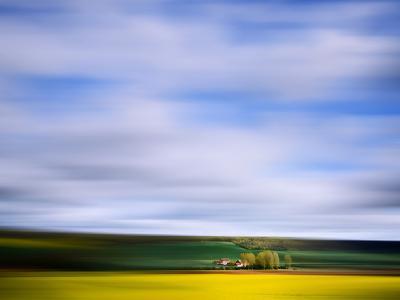 Countryside Spot-Philippe Sainte-Laudy-Photographic Print