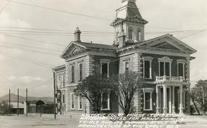 County Courthouse, Tombstone, Arizona