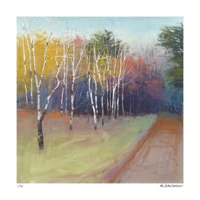 County Road-David Skinner-Giclee Print