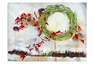 Coup d'éclat-Carole St-Germain-Art Print