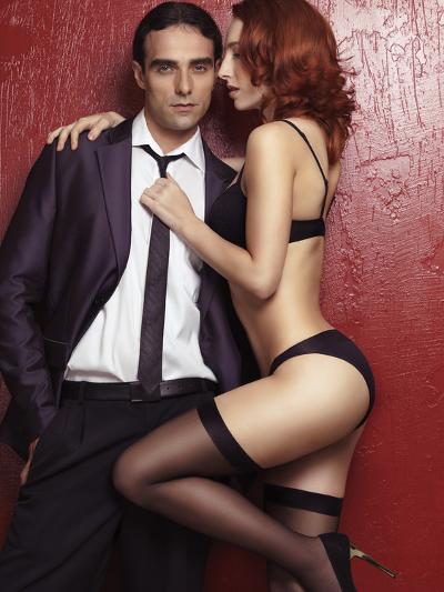 Couple No.2-Alex Maxim-Photographic Print