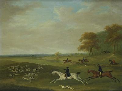 Coursing, 1813-John Nost Sartorius-Giclee Print