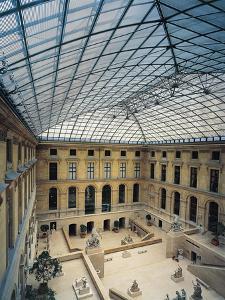 Court Marly, Louvre, Paris, Ile-De-France, France