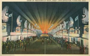 Court of Presidents, Cleveland World's Fair