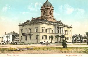 Courthouse, Jacksonville, Florida
